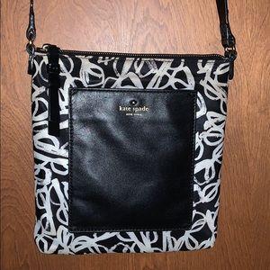 Kate Spade Crossbody Bag in Sunglasses Print